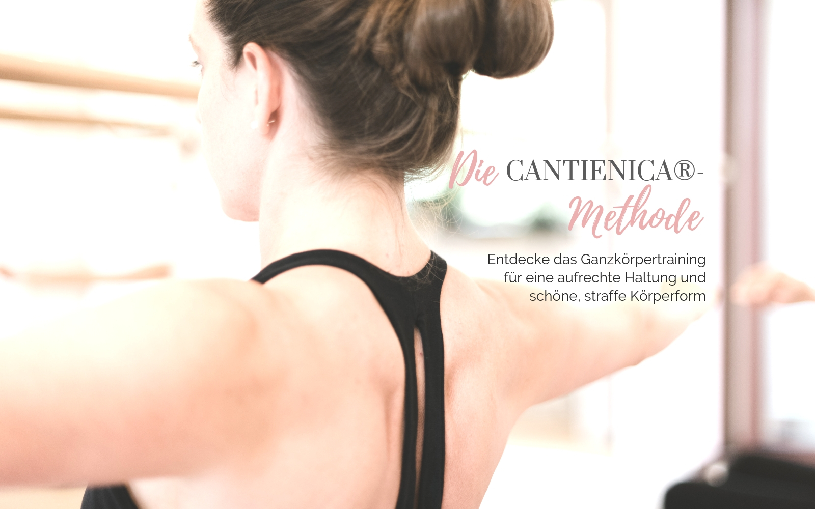 Ines Brauch I CANTIENICA®-Training I Kurse I Fitnesstraining